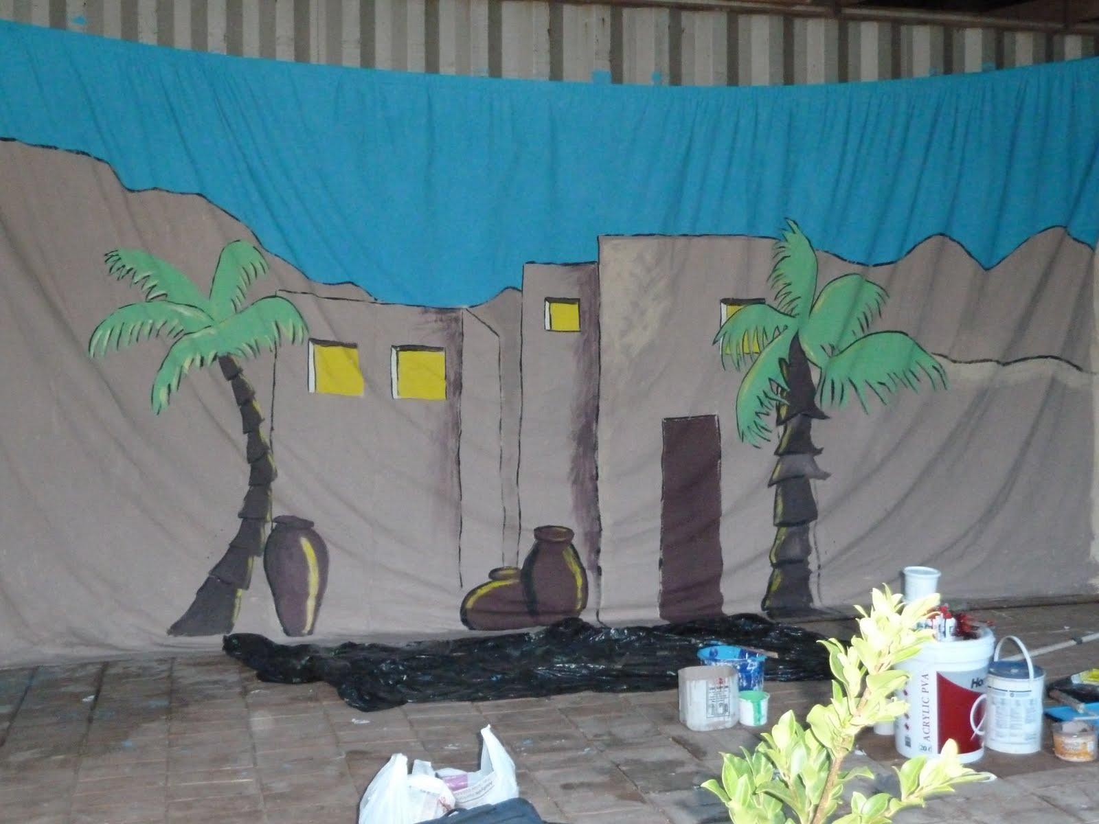 Ideas For A Church Christmas Play : By the brook christmas play
