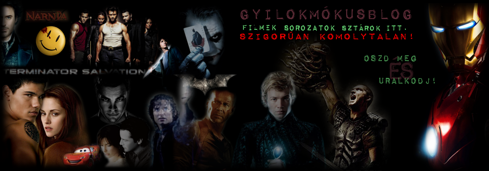 Gyilokmkus blogol