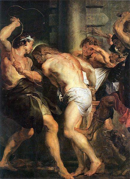 Flagellation of christ+Rubens+jesus+torture+christian+god+religious+violence Calista Flockhart VS Lindsay Lohan   [u]• Ultima foto del mini Especial de