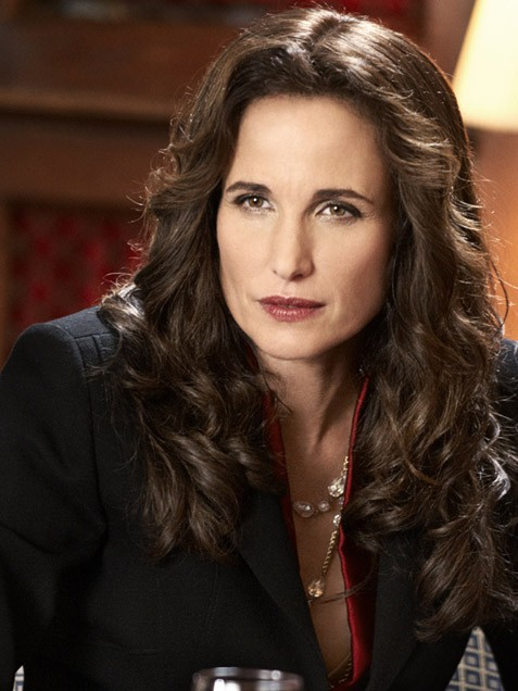 andy mcdowell. casts Andie Macdowell