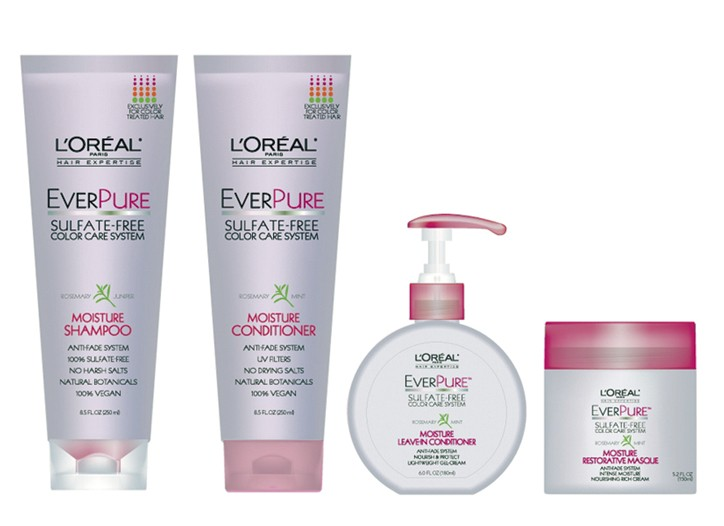 loreal hair products in Belgium
