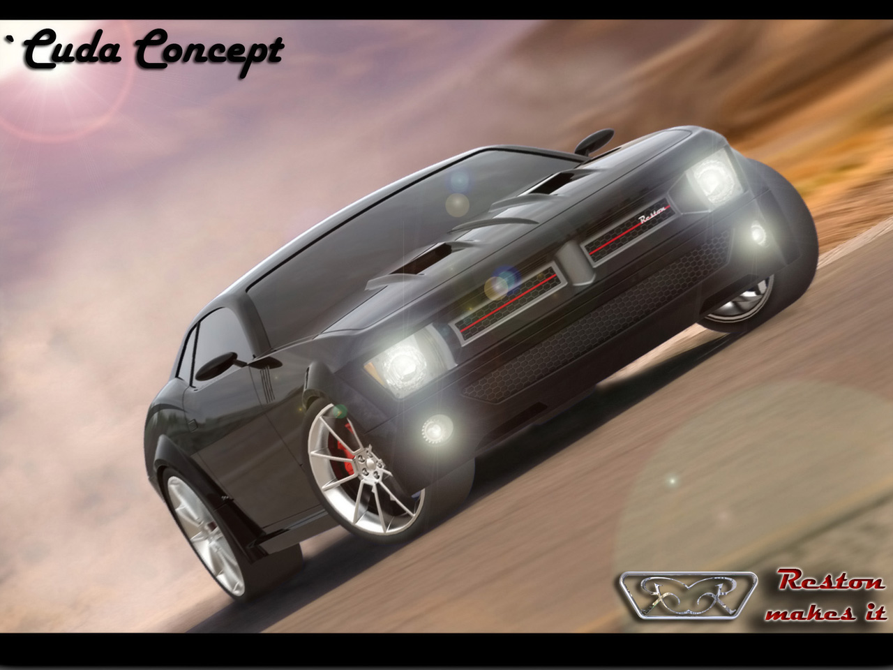 NAPSTERs!: 2008 Plymouth Cuda Concept