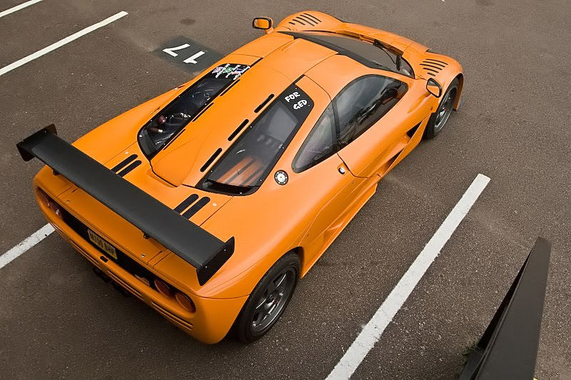 NAPSTERs!: McLaren F1 LM