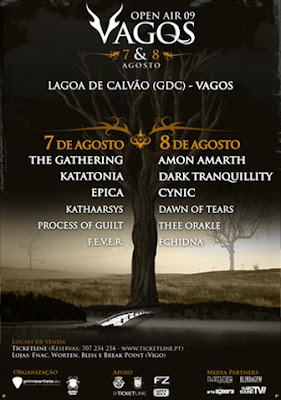 Vagos Open Air 2009 Ticket