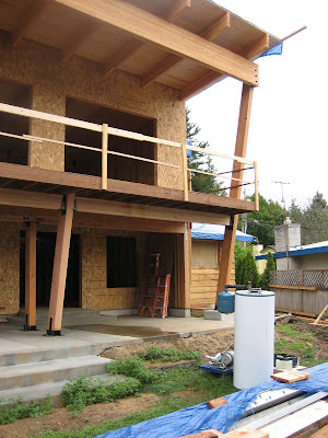 Our Home The Upper Deck Amp Lower Patio