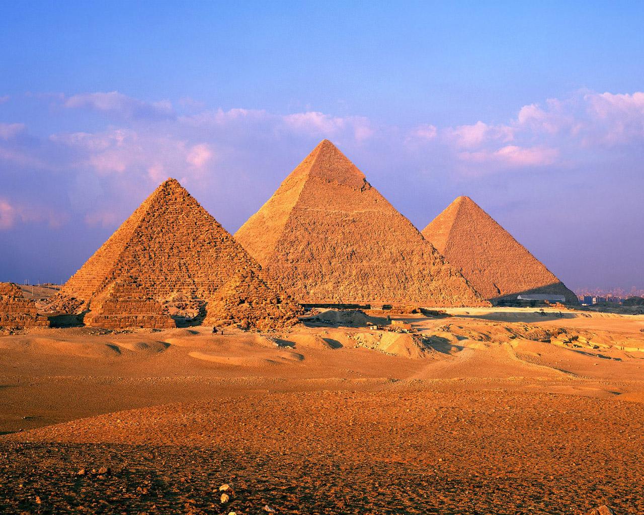 Или семь чудес света древнего мира