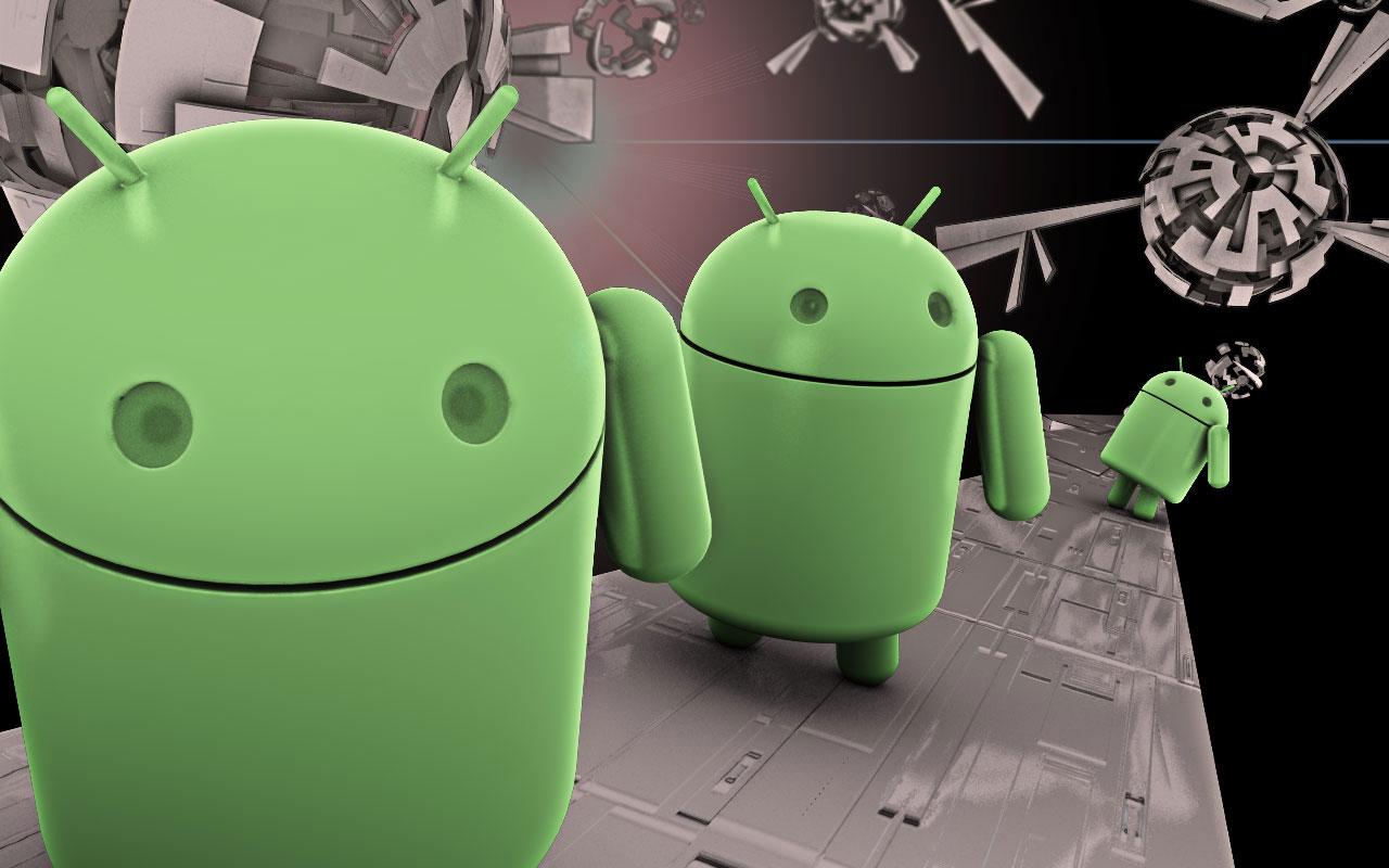 Обои андроид