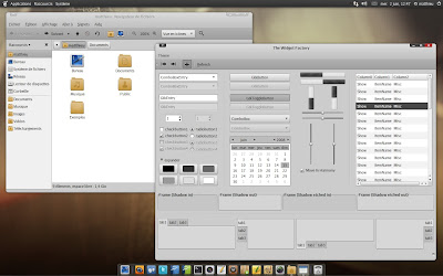 Equinox+Faenza theme ubuntu