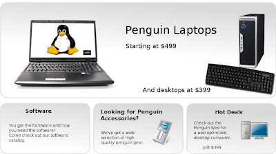 Think Penguin