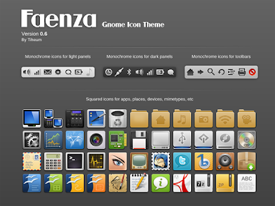Faenza icon theme