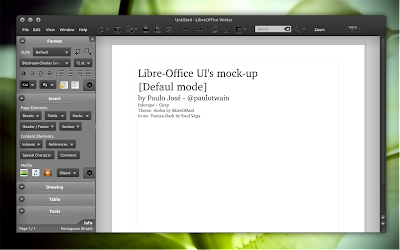 LibreOffice Mockups