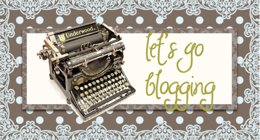 let&#39;s go blogging