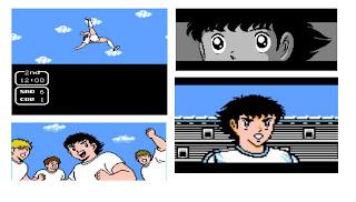 captain tsubasa !!!el mejor juego de futbol de todos!!! TsubasaNes