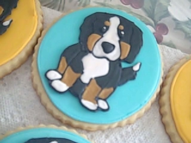 How To Make Icing For Dog Treats