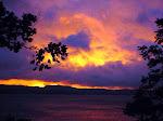 Evening at Lake Arenal