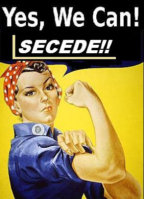 Yes, We Can Secede!!