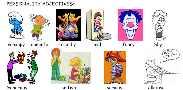 Appearance Adjectives