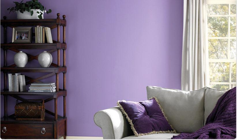 Saffron and silk color your world - Colores que combinan con el morado ...