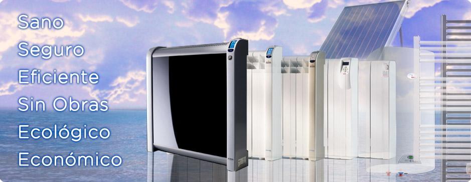 Ahorro con los electrodom sticos la calefacci n el ctrica - Emisores termicos de bajo consumo ...