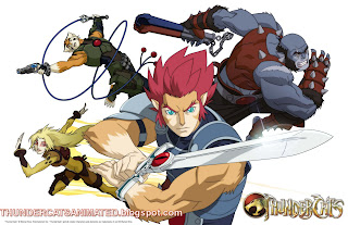 Thundercats Characters on Bros  Entertainment Inc     Thundercats    And All Related Characters
