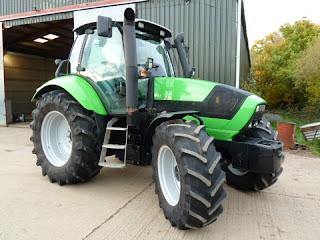 Deutz%2BAgratron%2B620%2B1 786766 Tractoare Deutz Fahr Agratron M620 de vanzare Tractor 160CP din 2009 1390ore 49.000 Euro