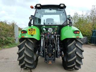 Deutz%2BAgratron%2B620%2B2 789034 Tractoare Deutz Fahr Agratron M620 de vanzare Tractor 160CP din 2009 1390ore 49.000 Euro
