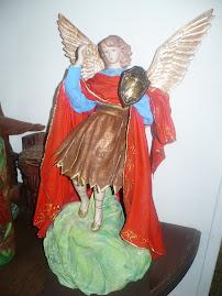 San Miguel Arcangel en revestimiento