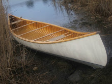 Katahdin&#39;s Canoe