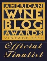 2009 American Wine Blog Finalist