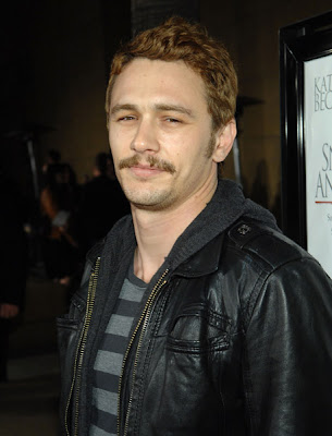 James Franco in Milk