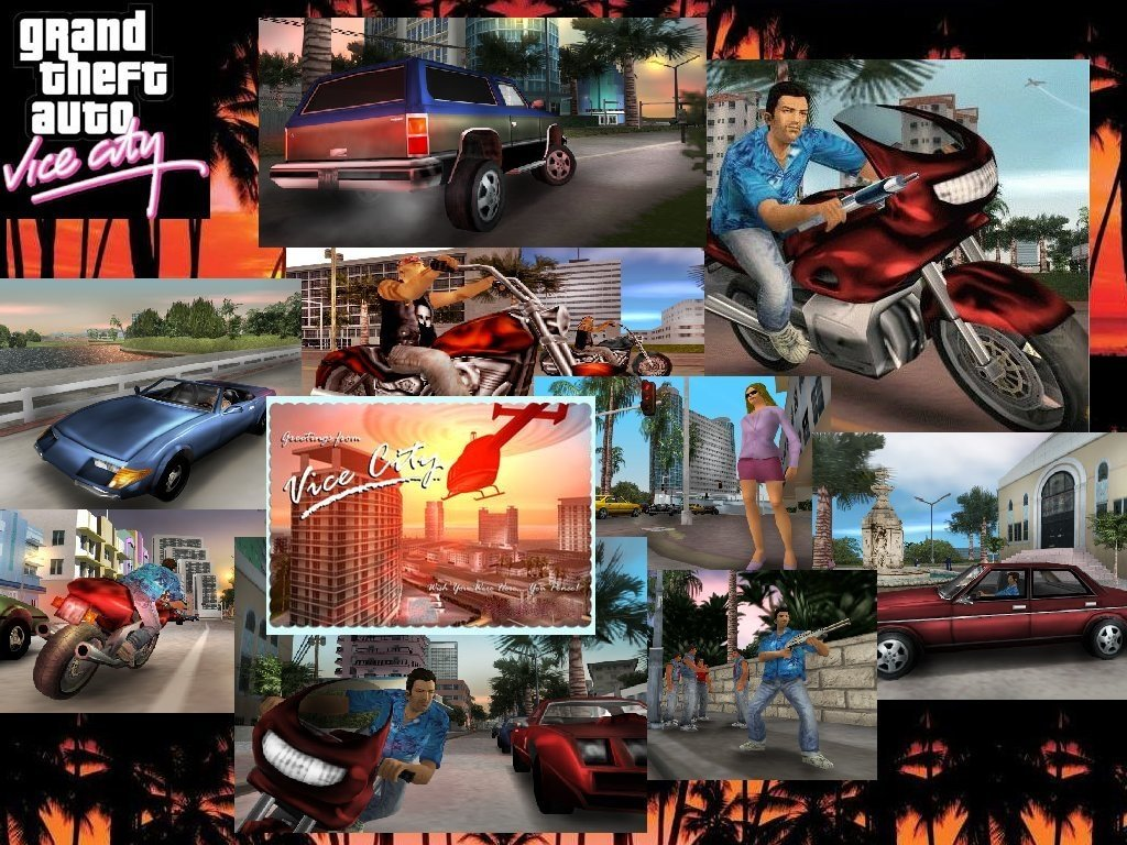 Gta Vice City Para Pc En Espanol