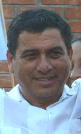 Candidato del PRI a la Diputacion Local Rural Coatzacolacos