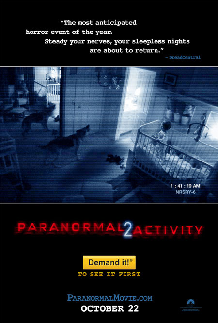 paranormal activity 2 poster He's the creator of The Man Whore, a gay porn flash games I blogged about in ...