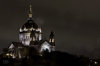 night cathedral - chris martin photography