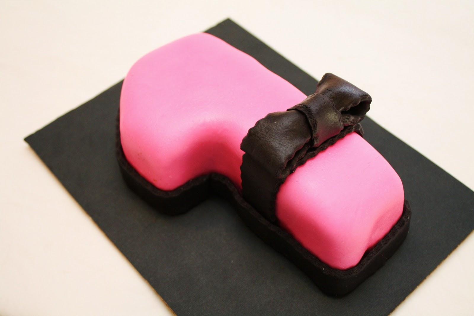 Punk Rock Smash Cake!