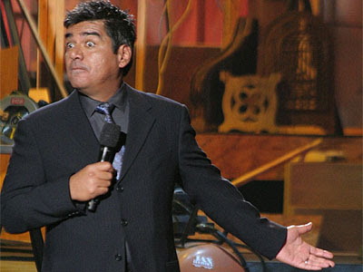 george lopez comedy
