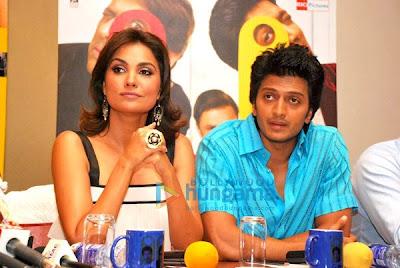 Lara Dutta, Ritesh Deshmukh