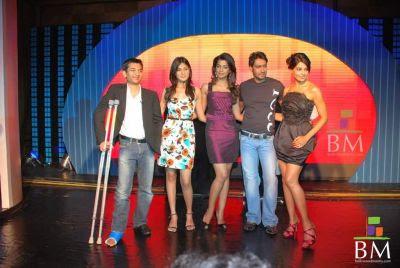 Bipasha Bashu, Ajay Devgan, Mugdha Godse picture