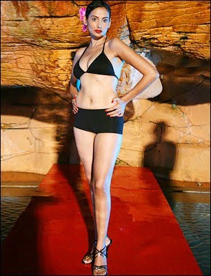 Kingfisher Calendar Girl 2010