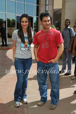 Aamir Khan & Kareena Kapoor  photo