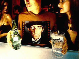 Perrier Ad Campaign picture
