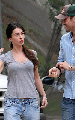 Megan Fox and Brian Austin Green picture
