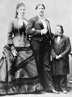 Oddest couple photo