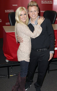 Heidi Montag and Spencer  photo