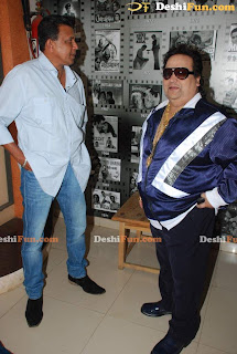Bappi Mithun Chakrawaty & Mimoh  photo