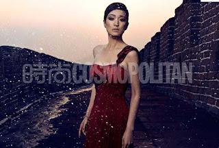 Gong Li photo