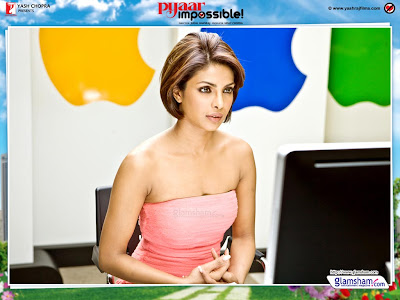 wallpapers of priyanka chopra in pyaar impossible
