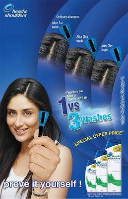 kareena kapoor is looking so nice in this ad.