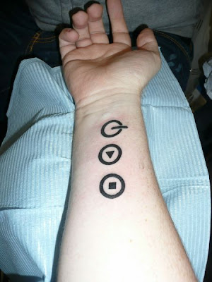 you can find modern tattoos