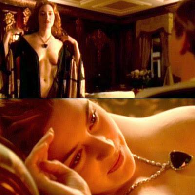 Nude Scene In Titanic Movie